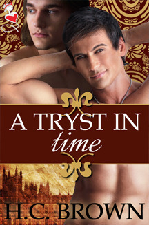 Couverture du livre : A Tryst in Time