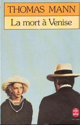 Couverture du livre : La Mort à Venise