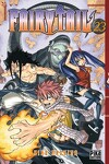 couverture Fairy Tail, Tome 23