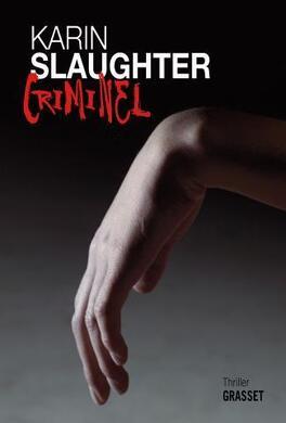 Couverture du livre : Criminel