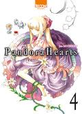 Pandora Hearts, Tome 4
