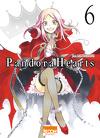 Pandora Hearts, Tome 6