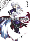 Pandora Hearts, Tome 3