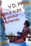 couverture Ben et Alex un amour inattendu