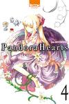 couverture Pandora Hearts, Tome 4