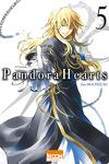 couverture Pandora Hearts, Tome 5