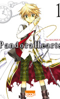 Pandora Hearts, Tome 1