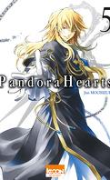 Pandora Hearts, Tome 5
