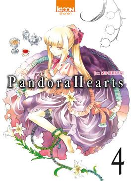 Couverture du livre : Pandora Hearts, Tome 4