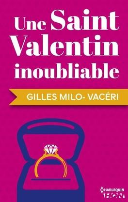 Couverture du livre : Une Saint-Valentin inoubliable