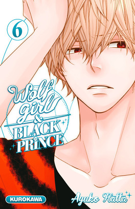 Couverture du livre : Wolf girl and black prince, Tome 6