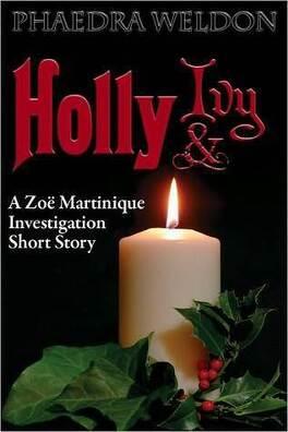 Couverture du livre : Zoë Martinique, Tome 1.6 : Holly and Ivy