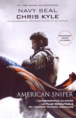 Couverture du livre : American Sniper