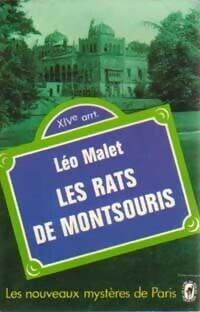 Couverture du livre : Les Rats de Montsouris