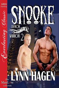 Couverture du livre : Demon Warriors, Tome 2 : Snooke