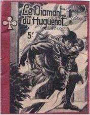 Couverture du livre : Le Diamant du Huguenot
