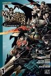 couverture Monster Hunter Episode, Tome 1