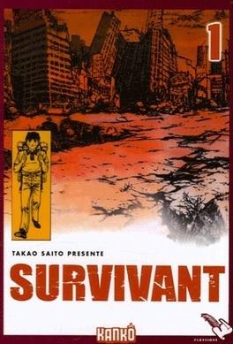 Couverture du livre : Survivant, Tome 1