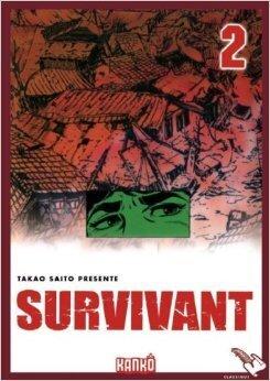 Couverture du livre : Survivant, Tome 2