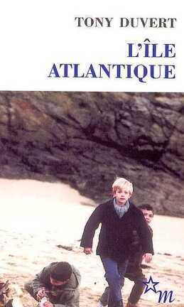 Couverture du livre : L'Île atlantique