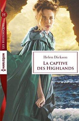 Couverture du livre : La Captive des Highlands