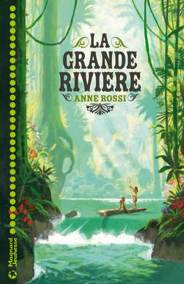 Couverture du livre : La Grande Rivière