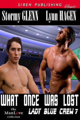 Couverture du livre : Lady Blue Crew, Tome 7 : What Once Was Lost