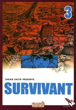 Couverture du livre : Survivant, Tome 3