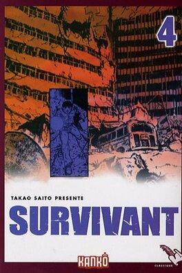 Couverture du livre : Survivant, Tome 4