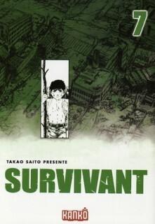 Couverture du livre : Survivant, Tome 7