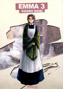 Couverture de Emma - Édition double, tome 3