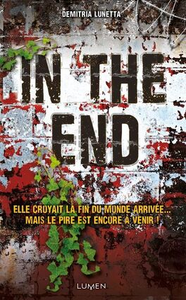 In The After Tome 2 In The End Livre De Demitria Lunetta
