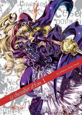 Couverture du livre : Le Chevalier d'Eon, tome 1