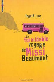 Couverture du livre : Le formidable voyage de Missi Beaumont