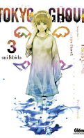 Tokyo Ghoul, Tome 3