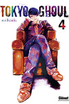 couverture Tokyo Ghoul, Tome 4