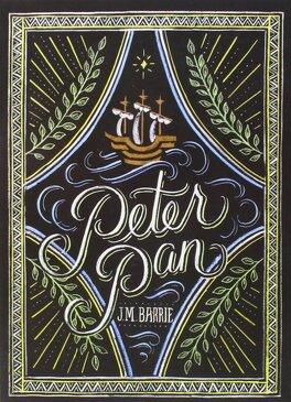 Couverture du livre : Peter Pan
