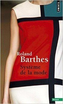 Couverture du livre : Système de la mode