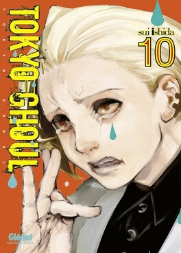 Couverture du livre : Tokyo Ghoul, Tome 10