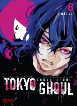 Couverture du livre : Tokyo Ghoul, Tome 8
