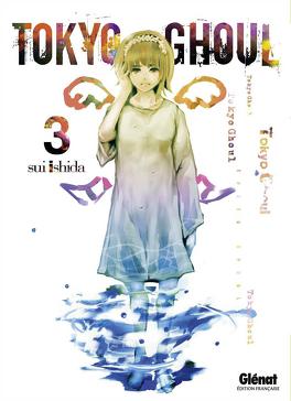 Couverture du livre : Tokyo Ghoul, Tome 3