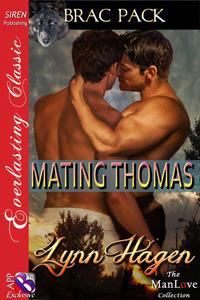 Couverture du livre : Brac Pack, Tome 29.5 : Mating Thomas