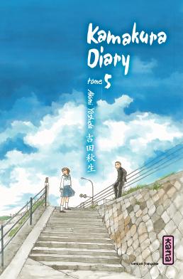 Couverture du livre : Kamakura Diary, Tome 5