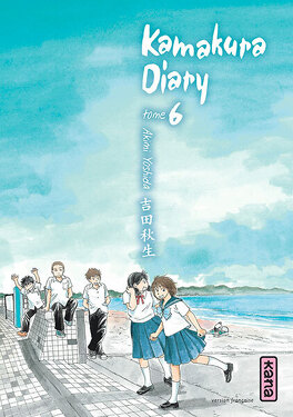 Couverture du livre : Kamakura Diary, Tome 6