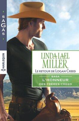 Couverture du livre : L'Honneur des frères Creed, Tome 1 : Le Retour de Logan Creed