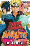 couverture Naruto,Tome 66 : Le Nouveau trio