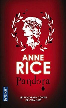 Couverture du livre : Nouveaux contes des vampires, Tome 1 : Pandora