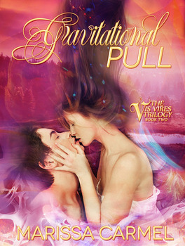 Couverture du livre : Vis Vires Trilogy, tome 2 : Gravitational Pull
