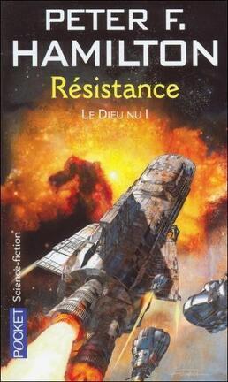 Couverture du livre : Le Dieu nu, tome 1 : Résistance