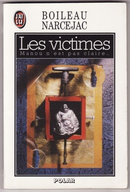 Couverture du livre : Les victimes